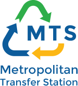 Metropolitan transfer station, waste recycling company, waste disposal service